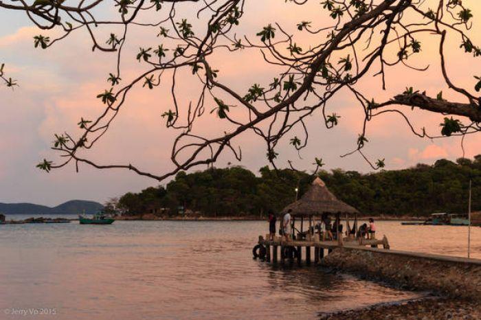 3 ngày khám phá đảo ba hòn đầm và đảo hải tặc ở kiên giang