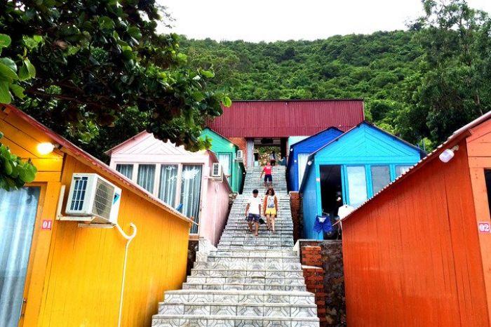 Đảo nam du, hòn đảo hút khách ở kiên giang dù mất điện 12 tiếng mỗi ngày