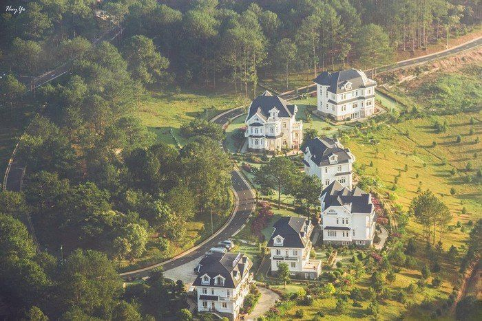 Top 6 resort đà lạt view hồ tuyền lâm siêu lãng mạn cho các cặp đôi