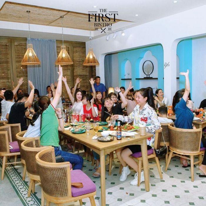 1001 ngàn góc sống ảo ở the first bistro nha trang mang đậm phong cách morocco