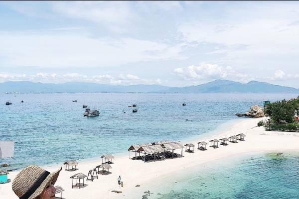 Hướng dẫn cách đi đảo Yến (Hòn Nội) Nha Trang