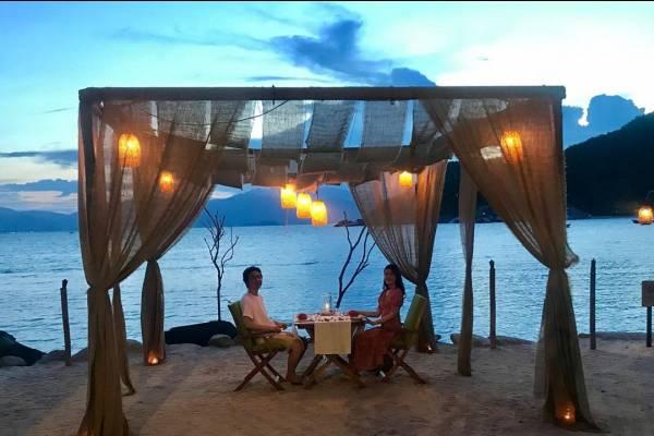 Kỳ nghỉ yêu thương 2n1đ ở Six Senses Ninh Vân Bay