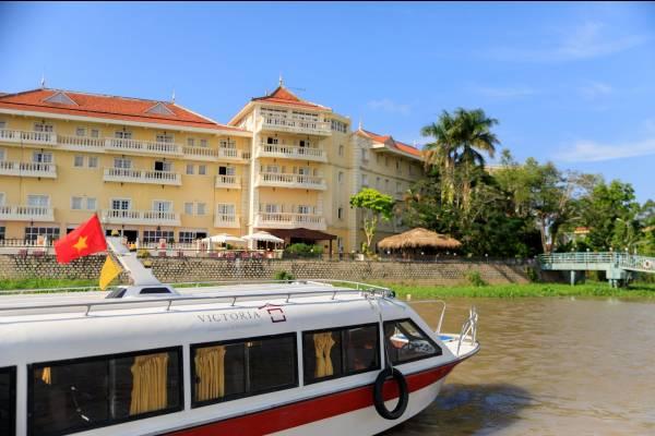 Top 2 khách sạn An Giang cực sang chảnh bạn phải check-in một lần