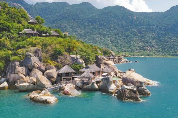 Top 7 khu nghỉ dưỡng Nha Trang tựa sơn hướng thuỷ đẹp đúng chuẩn sang - xịn