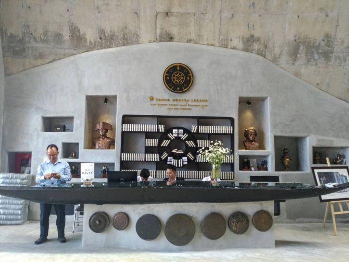Bên trong bảo tàng cà phê vừa mở cửa ở Việt Nam - kysudulich.com
