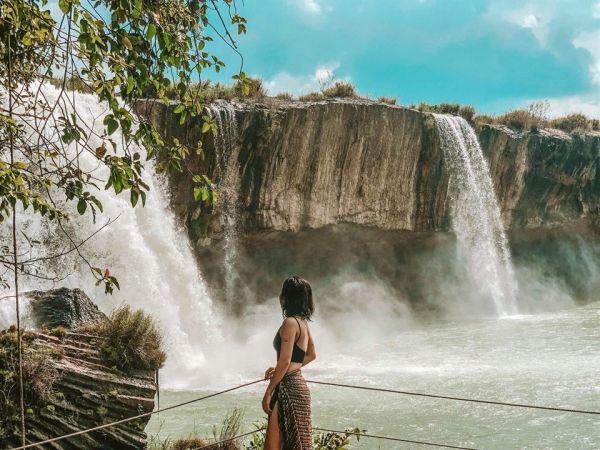 Hướng dẫn đường đến thác Đray Nur đẹp nhất ở Tây Nguyên