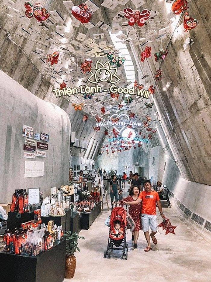 Khung cảnh như trời Tây ở bảo tàng thế giới cà phê - kysudulich.com