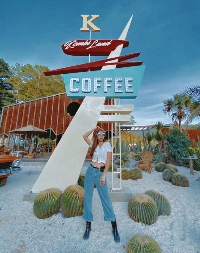 Set kèo check-in ngay top 3 quán cà phê Đà Lạt mới vừa khai trương - kysudulich.com