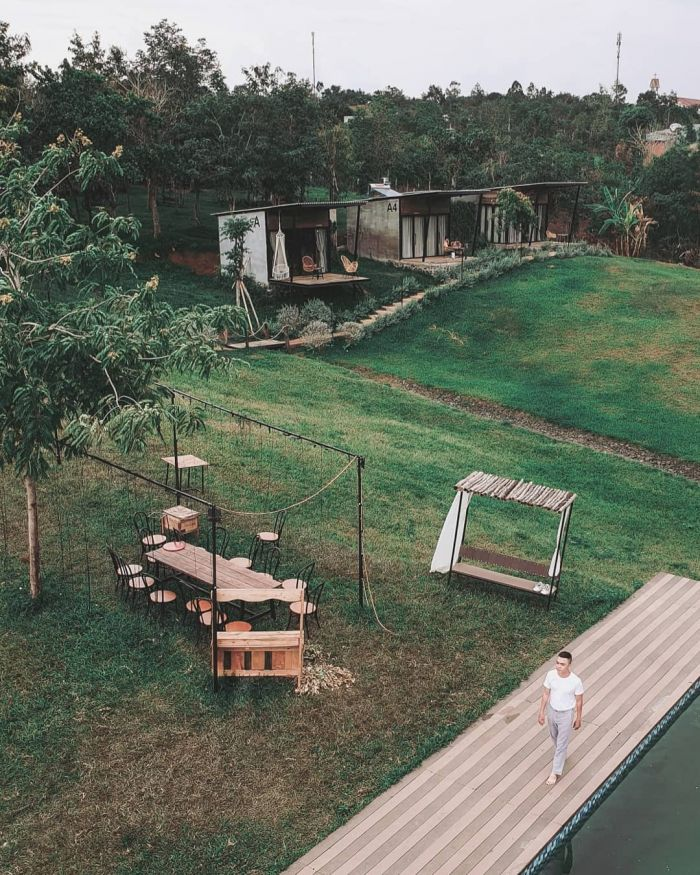 Hướng dẫn đường đi đến Lee's House ở Buôn Ma Thuột - kysudulich.com