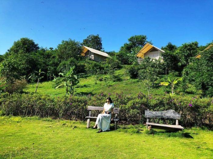 LAK Tented Camp, 'ốc đảo bí mật' thơ mộng ở Tây Nguyên thu hút giới trẻ - kysudulich.com