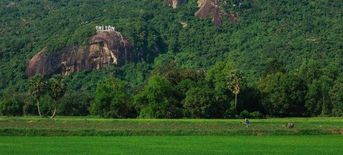 'Tuyệt tình cốc' trên đỉnh núi Tà Pạ ở miền Tây - kysudulich.com
