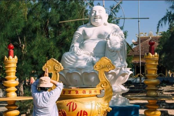 3 ngôi chùa có kiến trúc độc đáo, hút khách ở Khánh Hòa