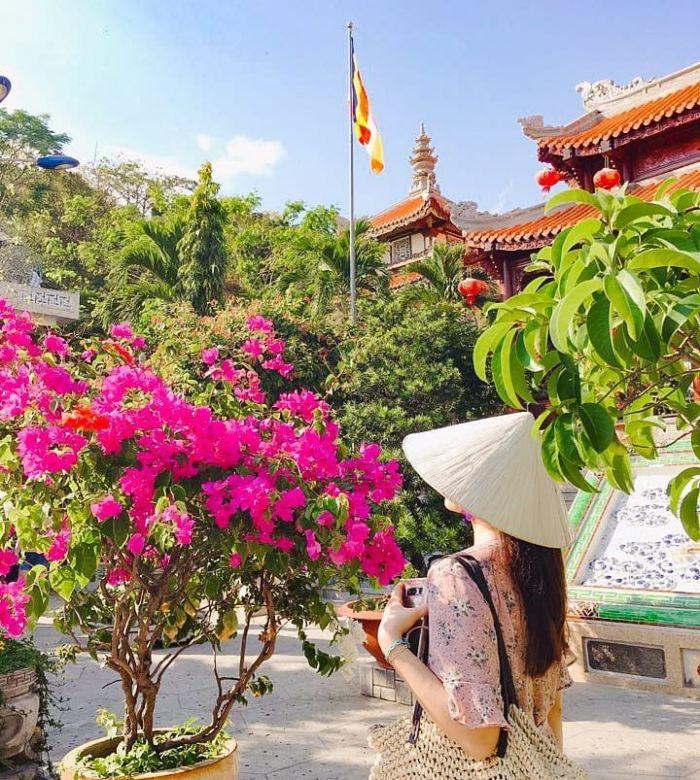 3 ngôi chùa có kiến trúc độc đáo, hút khách ở Khánh Hòa - kysudulich.com