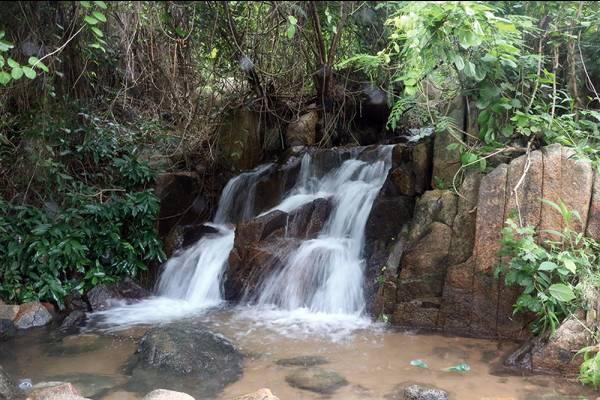 Suối Ô Đá địa điểm tham quan thám hiểm không nhiều người biết ở An Giang