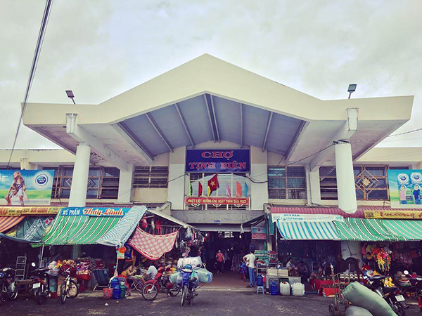 Kinh nghiệm qua chợ Tịnh Biên