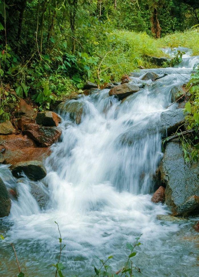An Giang: Suối Ô Đá địa điểm tham quan thám hiểm không nhiều người biết - AGQT