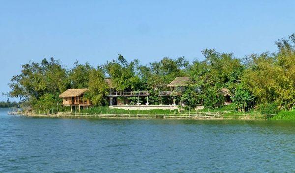 Tới thăm làng Triêm Tây mát rượi bên sông, chỉ cách Hội An 2km
