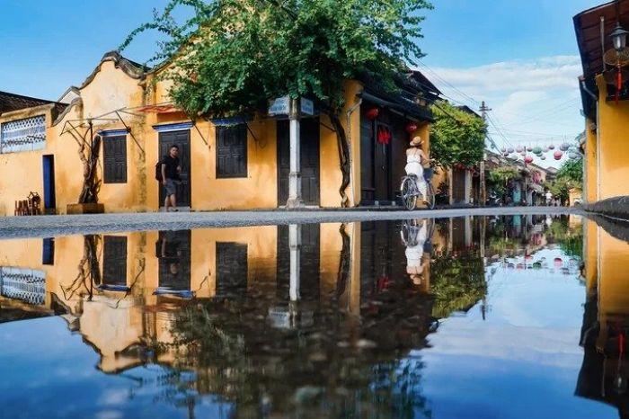 Hội An 'soi bóng' sau mưa - kysudulich.com