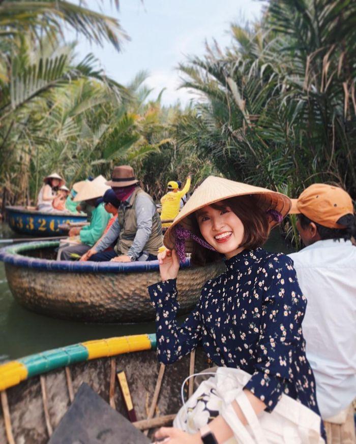 Hướng dẫn đường đến rừng dừa Bảy Mẫu - Miền Tây sông nước thu nhỏ giữa lòng Hội An - kysudulich.com