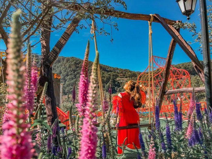 Hướng dẫn đường đến khu du lịch Vườn Thượng Uyển Bay Đà Lạt - kysudulich.com