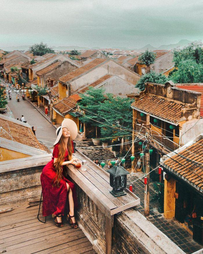 Top 6 tiệm cà phê Hội An trên cao – ngắm toàn cảnh phố cổ - kysudulich.com