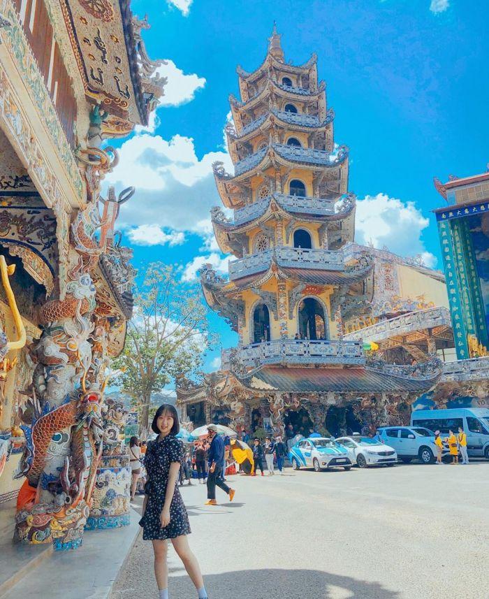 Tour Đà Lạt 3N3Đ: Khám Phá Thành Phố Mùa Xuân giá chỉ 1.898.000đ/khách - kysudulich.com