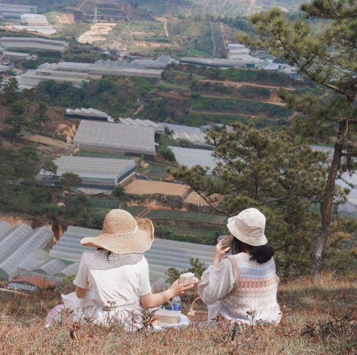 Cùng Ký Sự Du Lịch check-in 4 ngọn đồi view đẹp, thơ mộng tại Đà Lạt