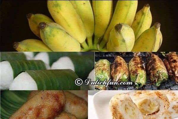 Các món ăn vặt nổi tiếng ở Châu Đốc - Đặc sản Châu Đốc