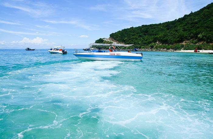 Du lịch quần đảo Bà Lụa Kiên Giang