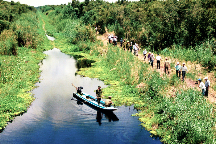 Kinh nghiệm đi du lịch rừng Quốc gia U Minh Thượng