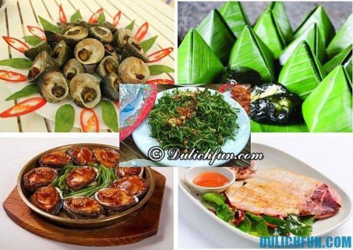 Kinh nghiệm ăn uống khi du lịch Cù Lao Chàm: Đặc sản ngon, nổi tiếng ở đảo Cù Lao Chàm