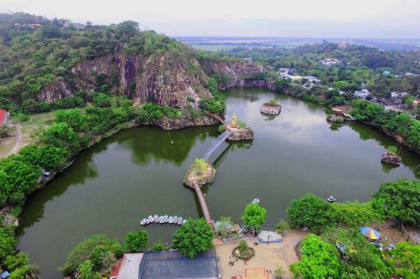 Khu du lịch Hồ Ông Thoại - dấu ấn Thoại Sơn