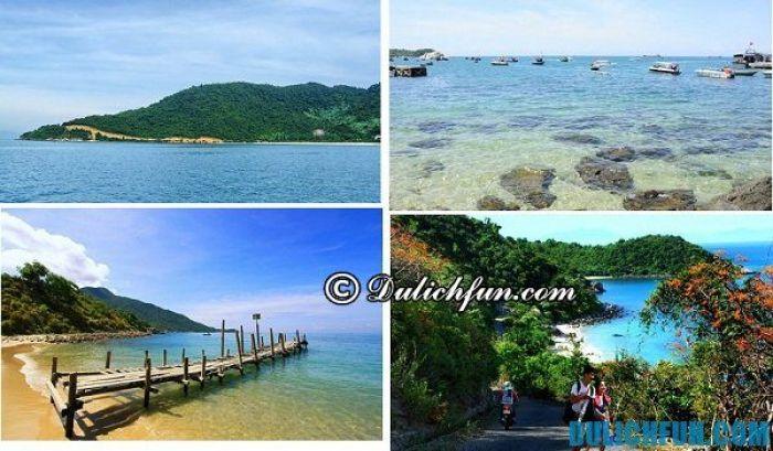 Kinh nghiệm du lịch đảo Cù Lao Chàm, chơi gì ở đảo Cù Lao Chàm? Địa điểm du lịch nổi tiếng và vui chơi ở đảo Cù Lao Chàm