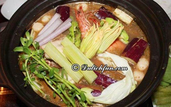 Các quán ăn trưa nổi tiếng ở Long Xuyên. Địa điểm ăn uống ở An Giang ngon bổ rẻ