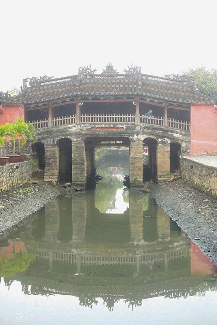Sương giăng phố cổ Hội An - kysudulich.com