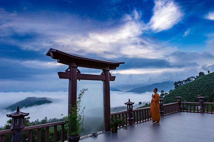 Cùng thăm quan những ngôi chùa cổ kín, nổi tiếng tại Đà Lạt