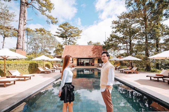 Tìm bình yên tại 4 resort Đà Lạt view đẹp - kysudulich.com