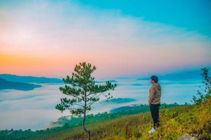 Trải nghiệm săn mây Đà Lạt dành cho người dậy sớm - kysudulich.com