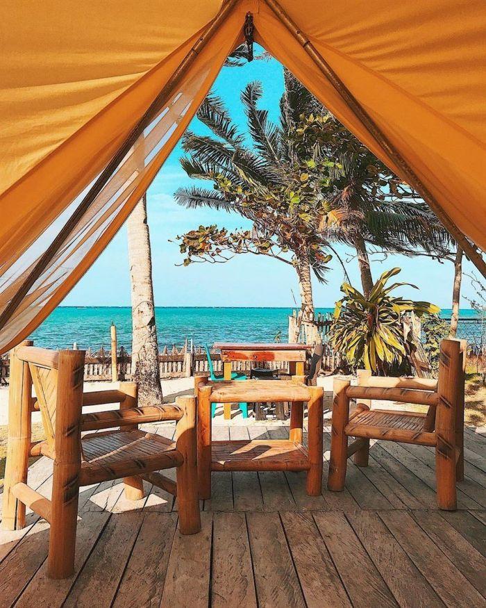 Đến Nha Trang check-in khu Glamping Đại Lãnh Beach trên biển view đẹp như Tây - kysudulich.com