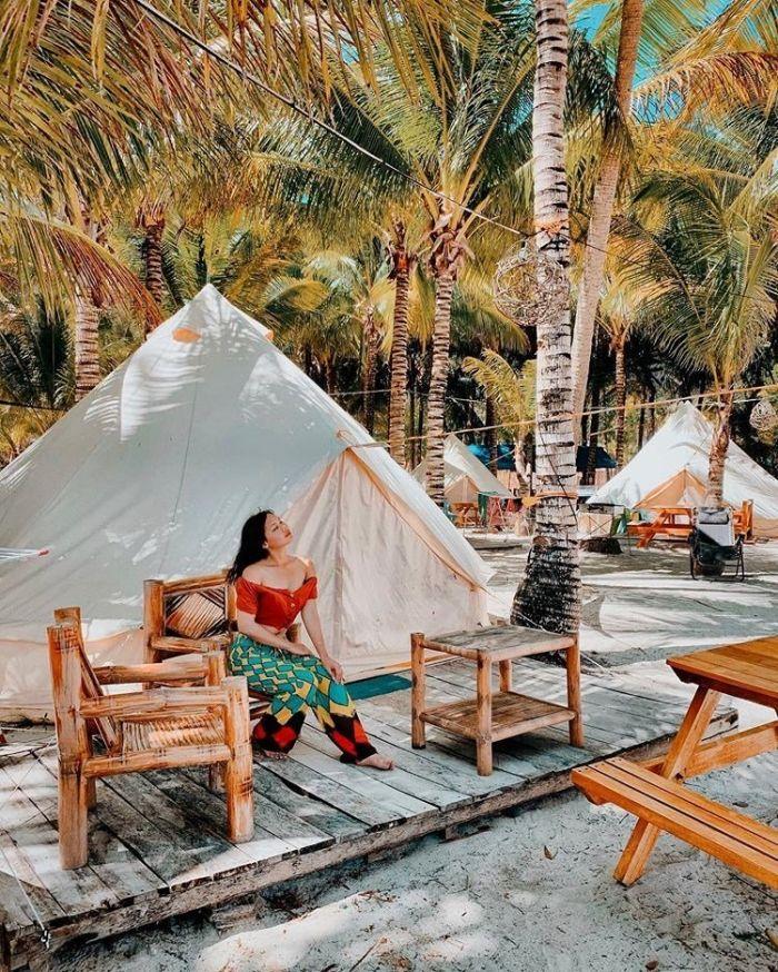 Đến Nha Trang check-in khu Glamping Đại Lãnh Beach trên biển view đẹp như Tây