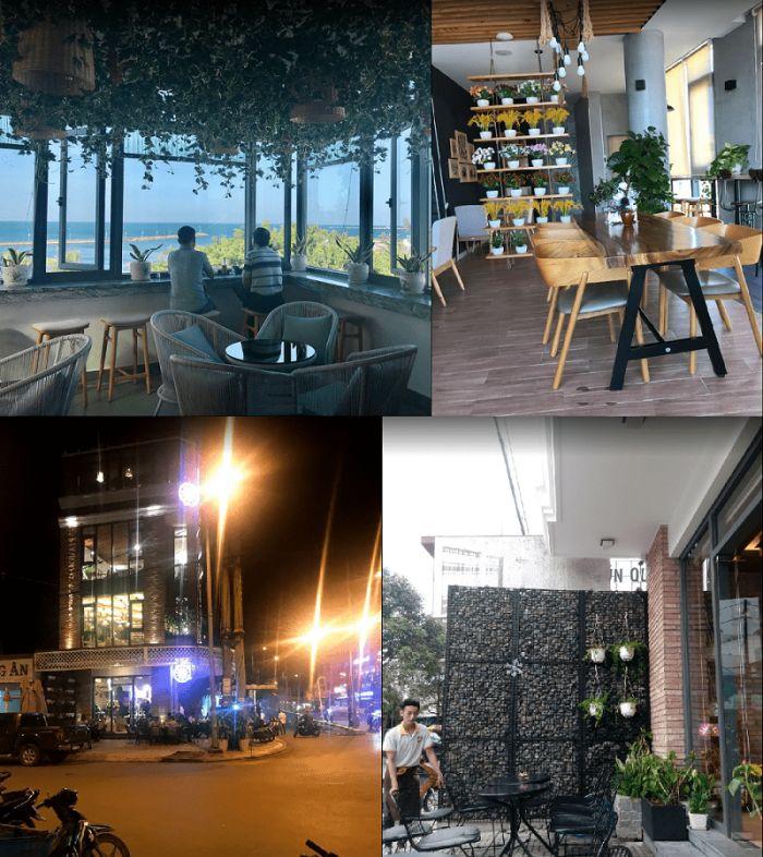Đi đâu uống cafe ở Phú Quốc ngon, view đẹp, giá rẻ. Quán cafe đẹp ở Phú Quốc. 24 Coffee & Tea