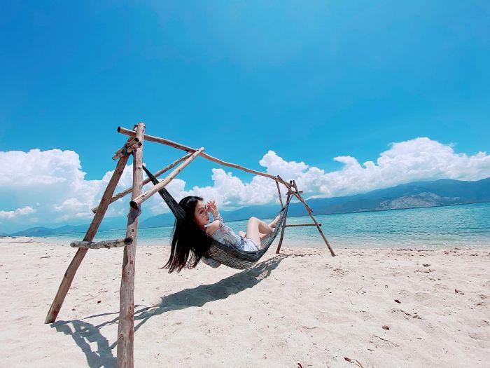 Du lịch đảo Điệp Sơn check-in con đường xuyên biển đẹp phát mê - kysudulich.com
