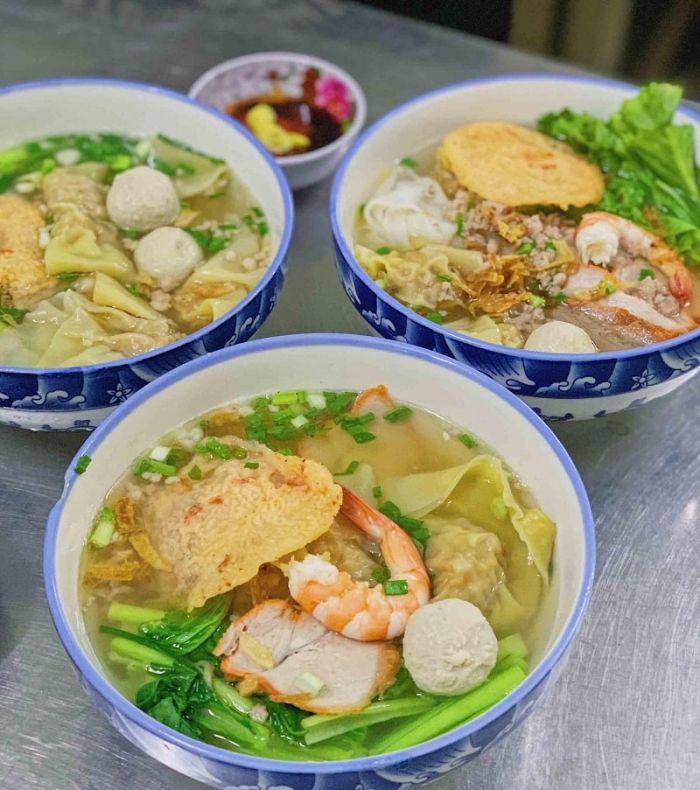 Tiệm mì Vĩnh Lợi - Hải Thượng Đà Lạt