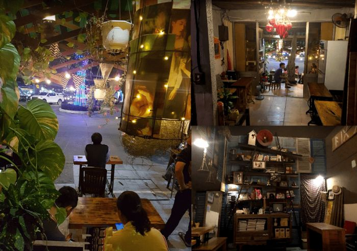 Quán cafe ở Phú Quốc độc đáo, ấn tượng. Đi đâu uống cafe ở Phú Quốc? Lá Cafe