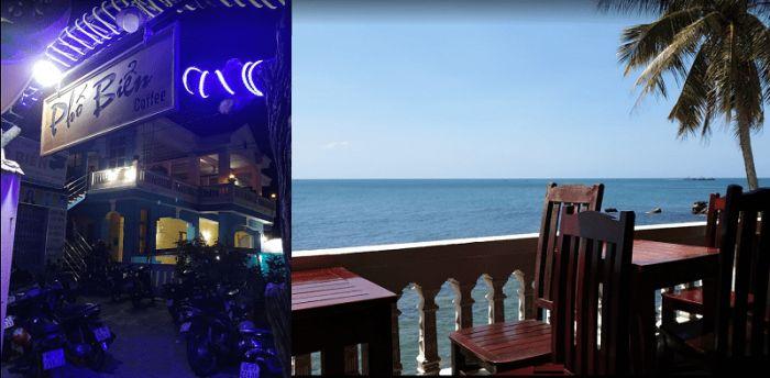 Quán cafe ở Phú Quốc view biển đẹp nhất. Nên đi đâu uống cafe ở Phú Quốc? Phố biển Cafe