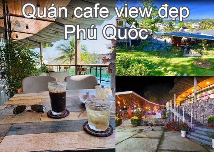 Quán cafe view đẹp ở Phú Quốc. Nên đi đâu uống cafe ở Phú Quốc. Quán Like Coffee