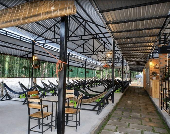 Quán cafe võng ở Phú Quốc nên chọn