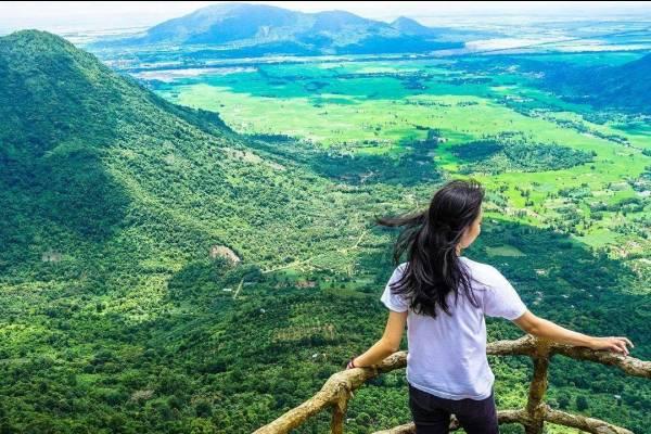 Khám phá 7 núi của vùng đất Thất Sơn trứ danh