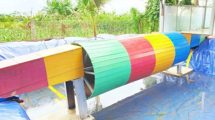 Khám phá vườn sinh thái Hồng Sơn sắp hoạt động ở An Giang - kysudulich.com